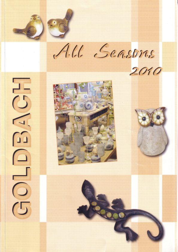 Aktueller Katalog Frühjahr / Sommer 2010