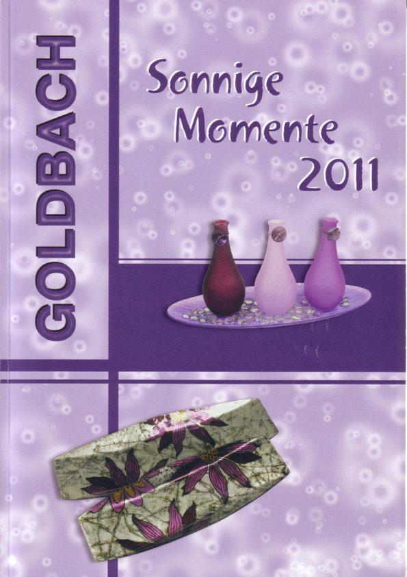 Aktueller Frühjahr / Sommer Katalog 2011