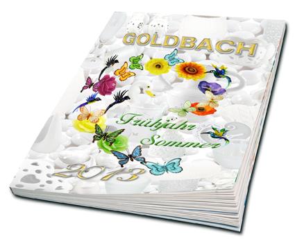 Aktueller Frühjahr / Sommer Katalog 2013