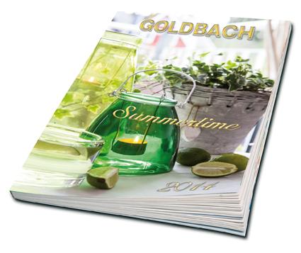 Aktueller Frühjahr / Sommer Katalog 2014