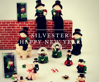Silvester Happy New Year Goldbach Geschenkartikel Gmbh