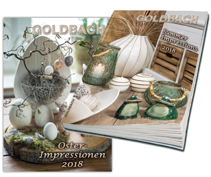 "Aktueller Frühjahr/Ostern/Sommer Katalog ""Summer-Impressions"" 2018"
